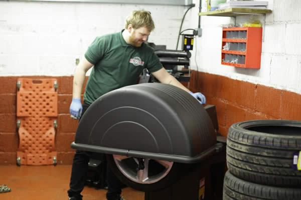 Tyres & Wheel Alignment